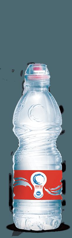 בקבוק מים מינרליים 755 מ