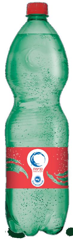 בקבוק נביעות מוגז עדין